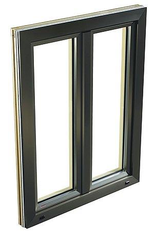 Dřevěná okna trojsklo cena